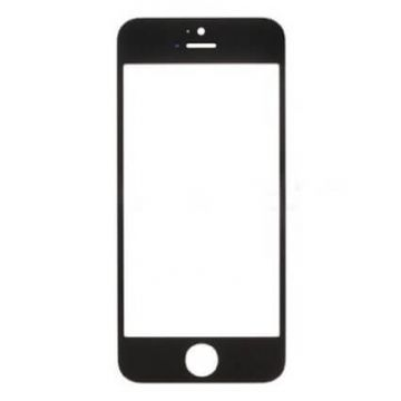Front Glass Black iPhone 5C