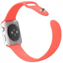 Orange Red Apple Watch 38mm Strap S/M M/L