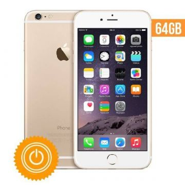 iPhone 6 Plus - 64 Go Or reconditionné - Grade A