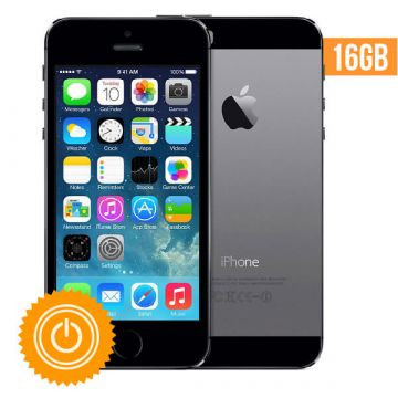 iPhone 5S - 32 Go Space gray erneut
