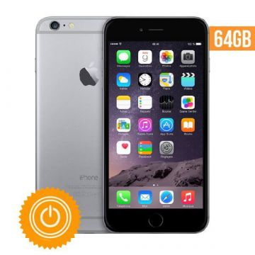 iPhone 6 - 64 Go Space gray refurbished - Grade B