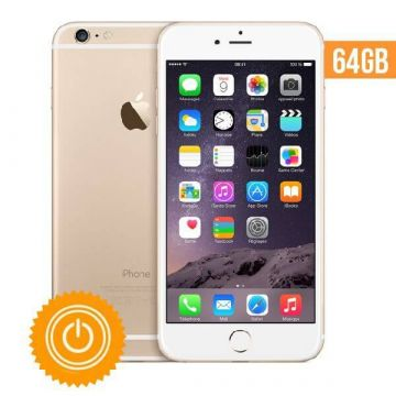 iPhone 6 - 64 Go Gold refurbished - Grade C