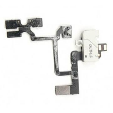 Flex jack audio, mute & volume for iPhone 4 white