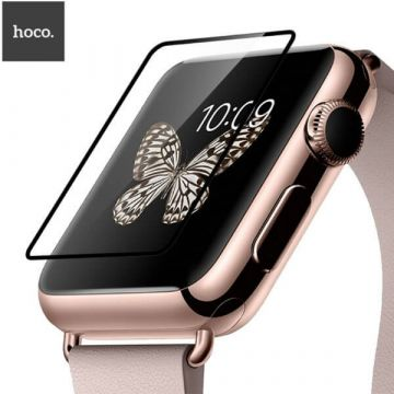Front 0,1mm Hoco Tempered Glass Protection Apple Watch 38mm