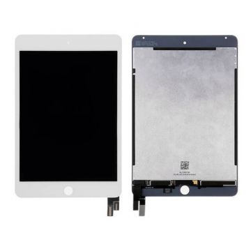 White LCD Display for iPad Mini 4