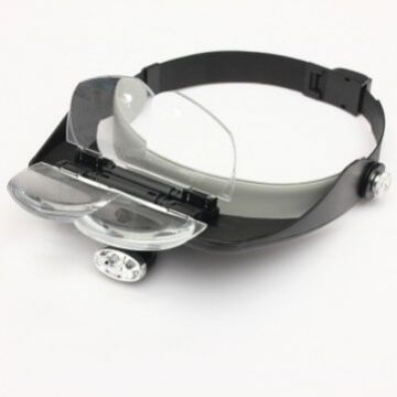 Light Magnifier Headband