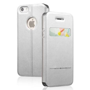 Hoco Smart Series Portfolio hoesje voor iPhone 5, 5S en SE