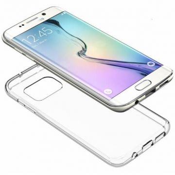 TPU Soft case transparent 0,3 mm Samsung Galaxy S7 Edge