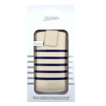 Large Jean Paul-Gaultier Stripes Universal Pouch