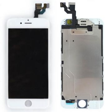Complete touchscreen and LCD Retina screen for iPhone 6 Plus white 2nd quality
