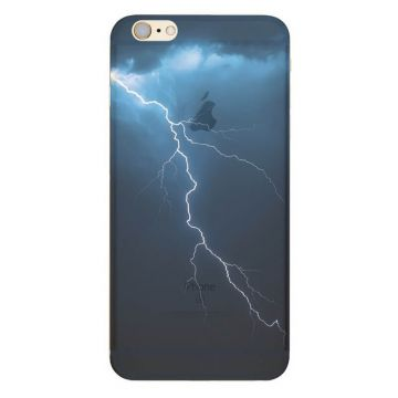 Soft Silicone Lightning Bolt iPhone 6/6S Case