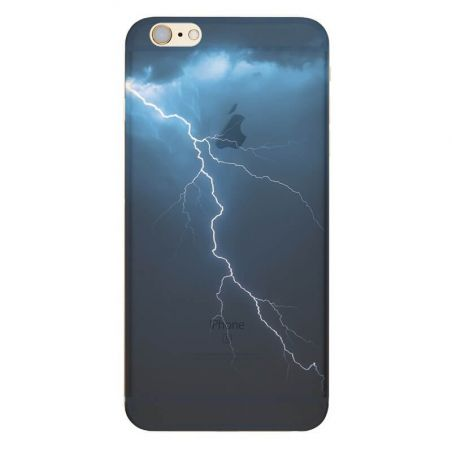 Supple Silicone Lightning Bolt iPhone 6 Plus/6S Plus Case