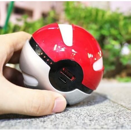Pokeball batterie externe 6000 Mah