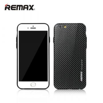 Coque Remax Gentleman Carbone Carreaux iPhone 6/6S