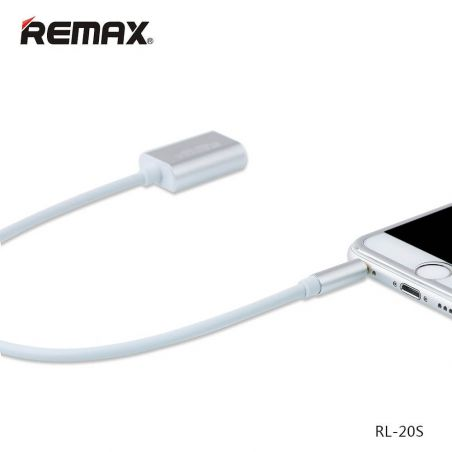 Remax 2.5mm Jack Audio Splitter Cable