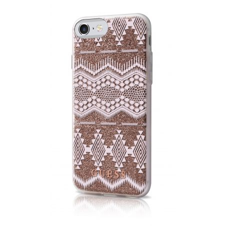 Guess Tribal Taupe Case iPhone 7