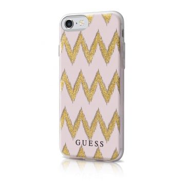 Guess Tribal Pink cover iPhone 7 / iPhone 8