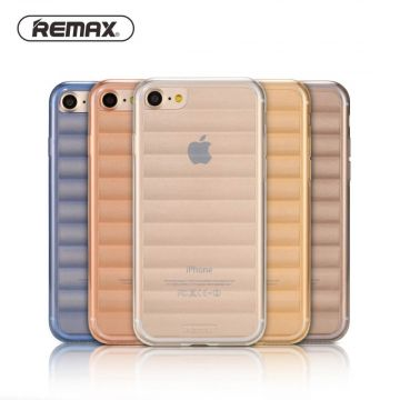 Remax Wave cover-beschermkap iPhone 7 / iPhone 8 TPU