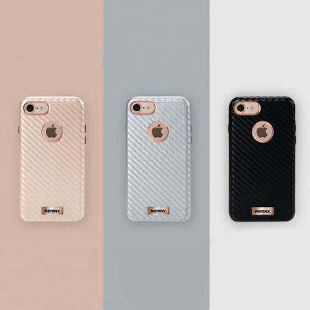 Coque Remax Carbone iPhone 7