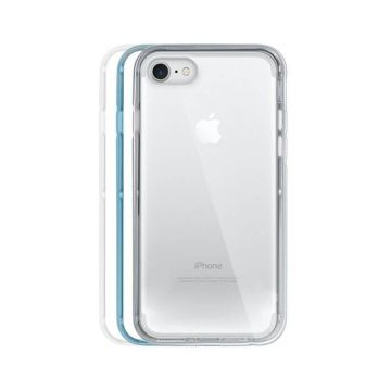 Crystal 3-in-1 Silver Bumper cover iPhone 7 / iPhone 8