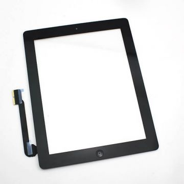 PREMIUM PACK - IPAD 3 BLACK ASSEMBLED TOUCH SCREEN