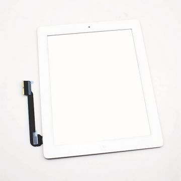 PREMIUM PACK - TOUCH SCREEN GLASS/DIGITIZER ASSEMBLED FOR IPAD 4 WHITE