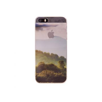 Supple Silicone Green Hill iPhone 5/5S/SE Case