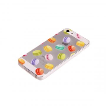Coque Macarons iPhone 5/5S/SE