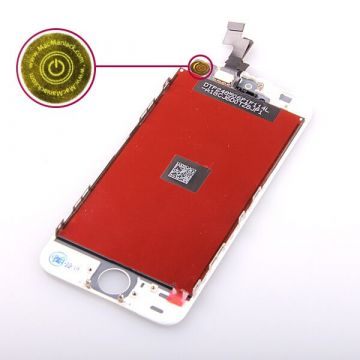 1st Quality Glass digitizer and LCD Retina Screen for iPhone SE White