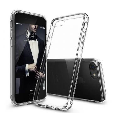 Coque souple 360° transparente iPhone 7 Plus / iPhone 8 Plus