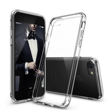 360° Clear Supple Case iPhone 7 Plus