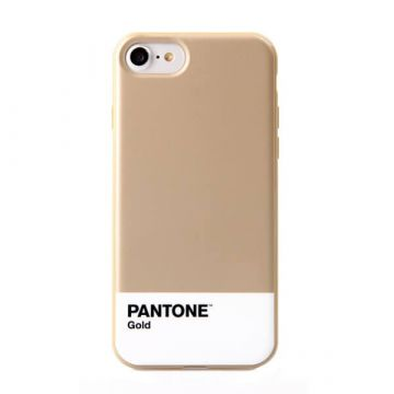 Coque Pantone Or iPhone 7