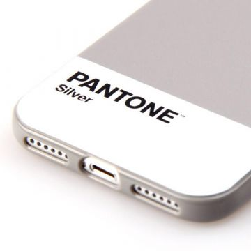 Silver Pantone Cover iPhone 7