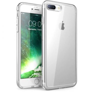 Transparent iPhone 7 Plus TPU soft case
