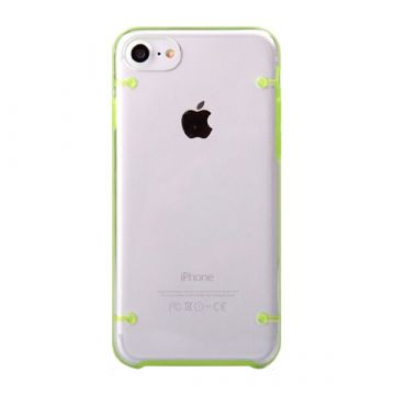 TPU soft case with colored frame iPhone 7