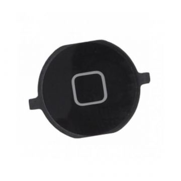 Home button for iPhone 4 black