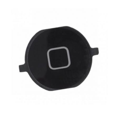 Bouton Home iPhone 4 4S Noir