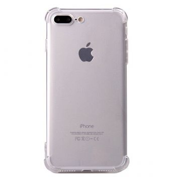 Coque anti-choc crystal clear iPhone 7 Plus