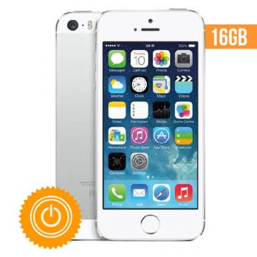 iPhone 5 SE refurbished - 16 GB zilver - grade A