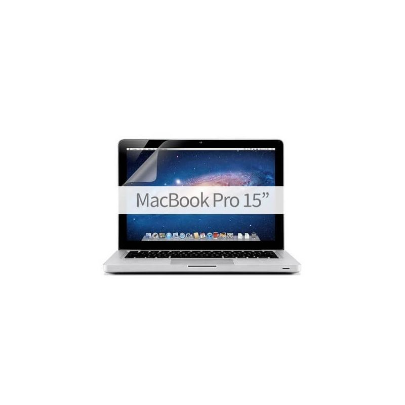 "Film de protection anti-reflet MacBook Pro 15"" Touchbar"