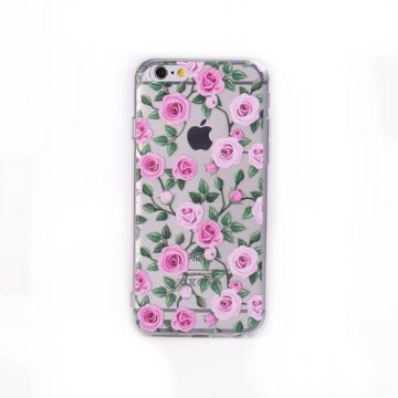 TPU Roses iPhone 7 Case