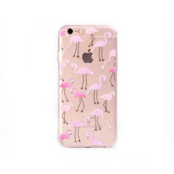 TPU Flamingo iPhone 6 6S Case