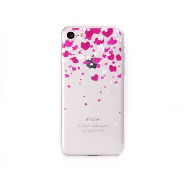 TPU Hearts iPhone 6 6S Case