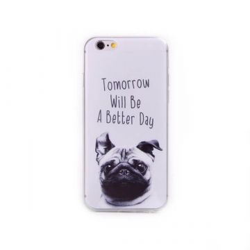 Coque TPU Chien iPhone 6 6S