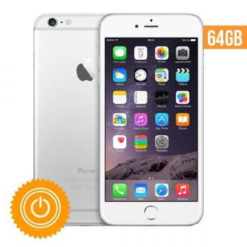 iPhone 6 refurbished - 64 GB Silver - grade B