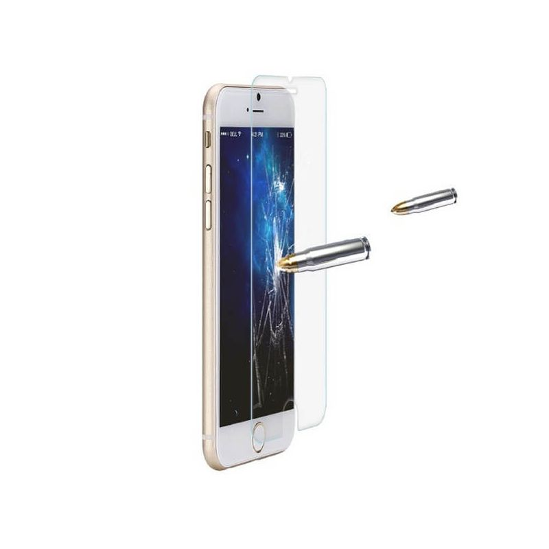 Tempered glass screenprotector iPhone 7 0,26mm - iphone accessoires