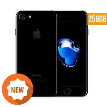 iPhone 7 negen - 256 GB Jet Black