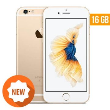 iPhone 6S - 16 Go Gold refurbished - New