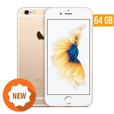 iPhone 6S - 64 Go Gold - New