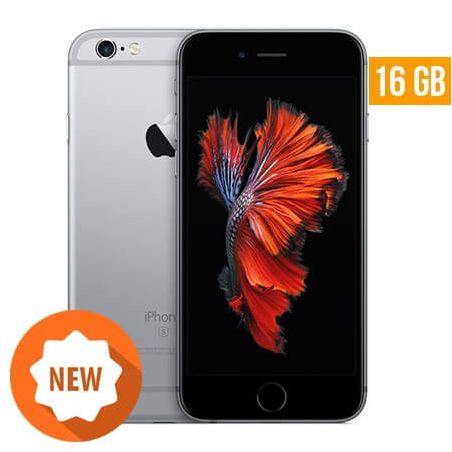 iPhone 6S - 16 Go Space Grey - New